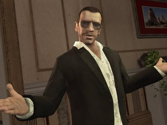 Prior to arriving in Liberty City, Niko Bellic did not have this job