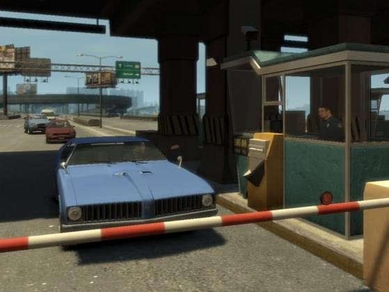 Which GTA game was the first that allowed exploration of the full map from the beginning?