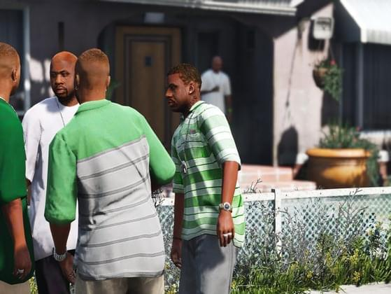 No Grand Theft Auto protagonist has come into conflict with...