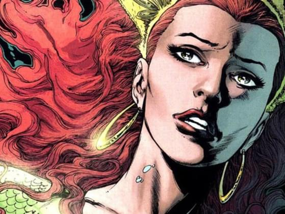 What Was Mera's Greatest Fear That She Once Had To Overcome?