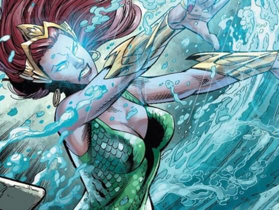 Mera Can Literally Dehydrate A Person With Her Powers: True Or False?