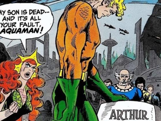 What Did Aquaman Do To Mera After Aquababy Was Kidnapped And Murdered?