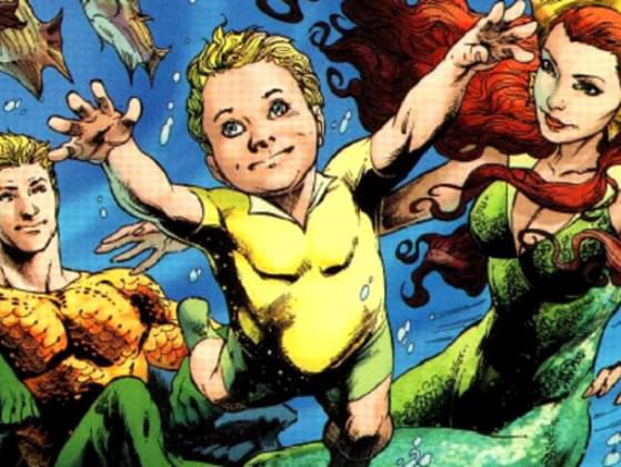 Besides Aquababy, Mera Had A Second Son Called AJ, Who Is The Father?