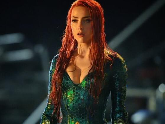 Which DCU Film Was The First Time Mera Appeared On The Big Screen?