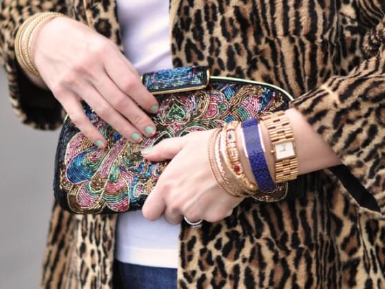 How many accessories do you wear on a typical day?
