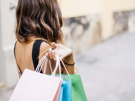 Do you do more of your shopping online or in stores?