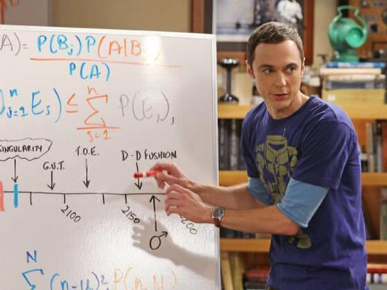 Sheldon has a fraternal twin sister who is not a genius. What's her name?