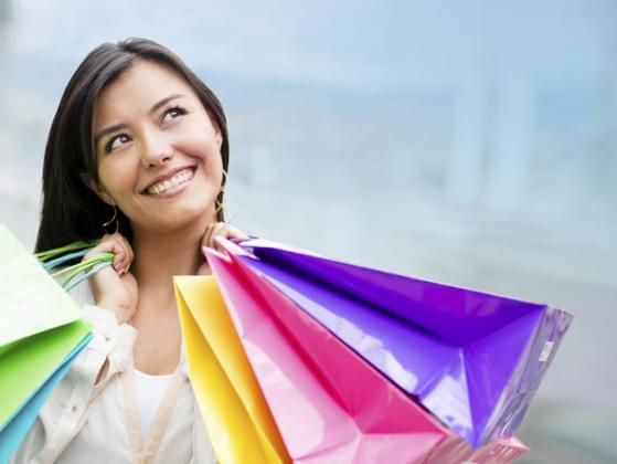 When you go shopping, what's the biggest influence on your purchase?