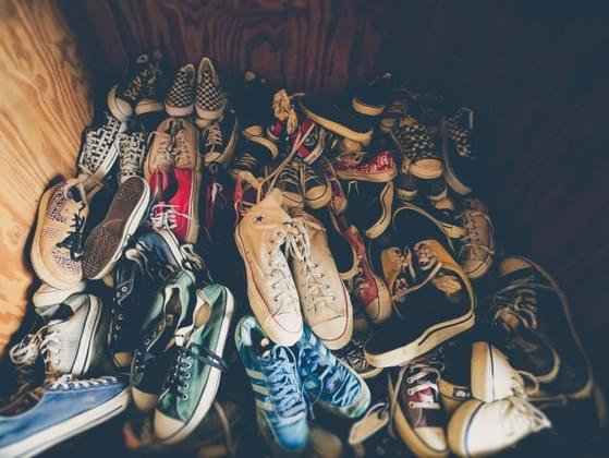What kind of shoes are you most likely to wear?