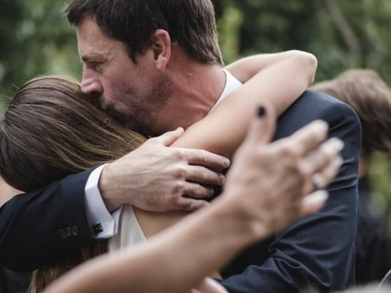 Did you or would you have ever gone to a father/daughter dance?