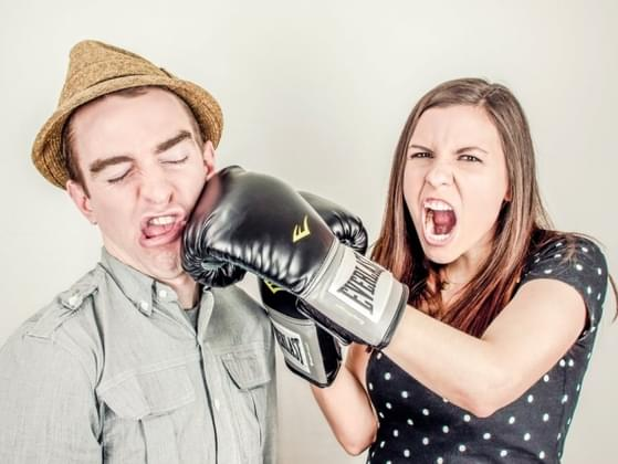 How do you behave in an argument?