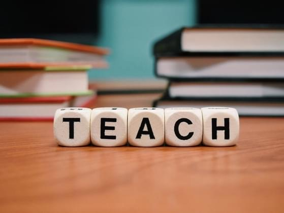 If you had to teach something, what would you teach?