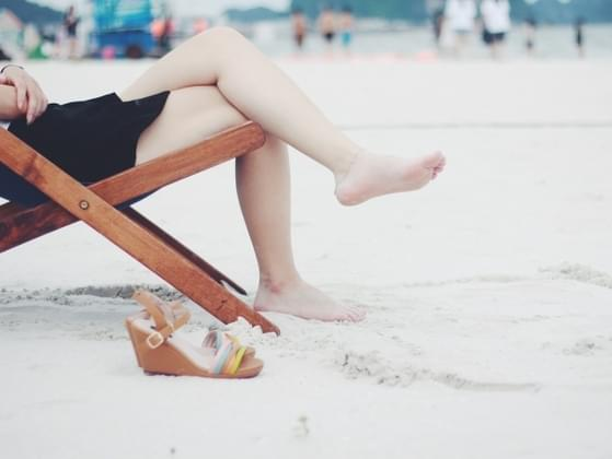 How often do you wear high heels?