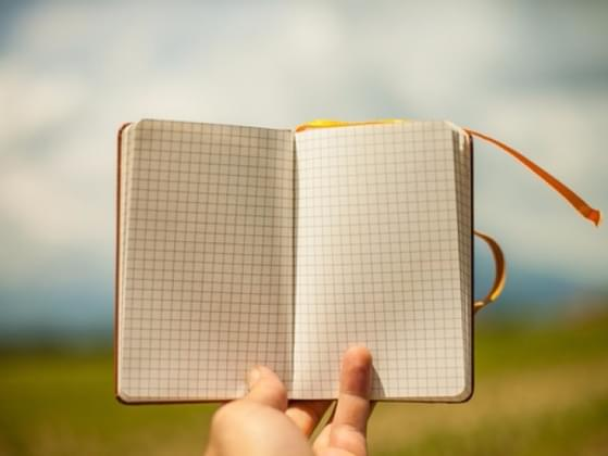Do you keep a journal to pen your thoughts?