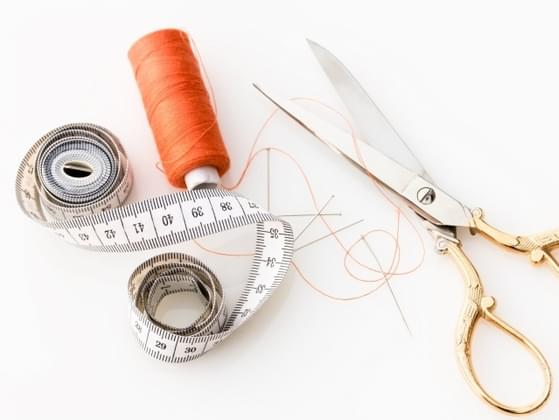 Do you know how to sew or mend?