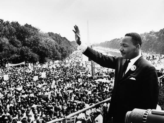 Do you believe that Dr. King's dream for equality has been realized?