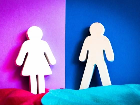 First things first, which gender are you?
