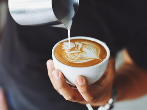About how many cups of coffee do you drink per day?