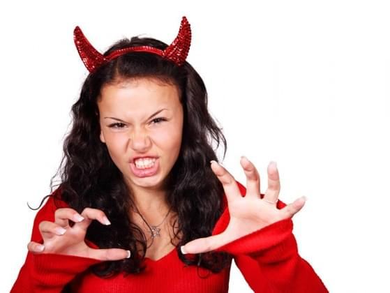 If given no other choice, would you rather be an angel or a devil for Halloween?