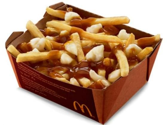 Which of these unique McDonald's items would you be willing to try?