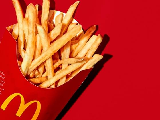 What size fry would you choose?