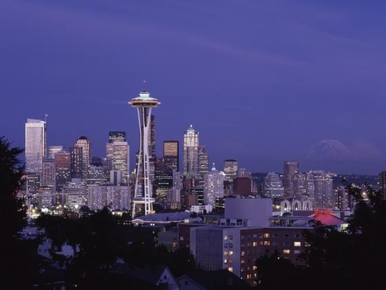 Have you ever lived in Seattle, Washington?