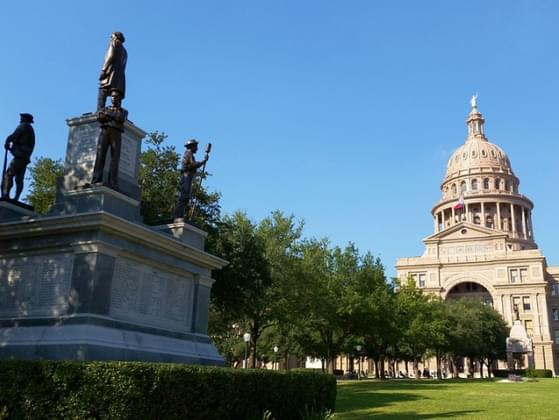 Have you ever lived in Austin, Texas?