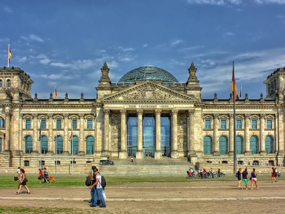 Have you ever lived in Berlin, Germany?