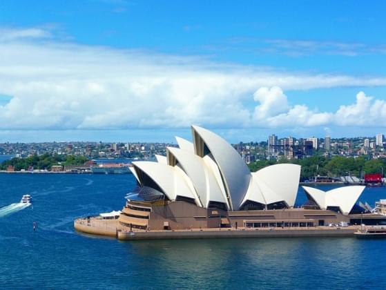 Have you ever lived in Sydney, Australia?