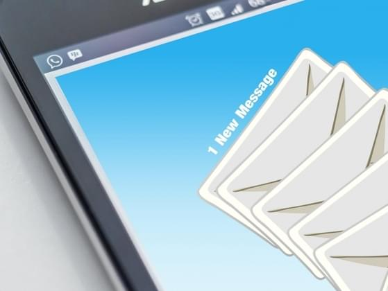 How many unread emails are in your inbox?