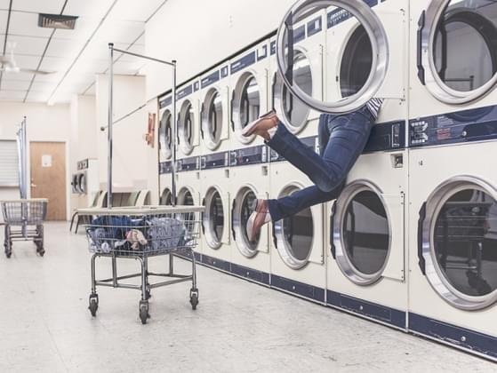 How often do you wear a piece of clothing before you wash it?