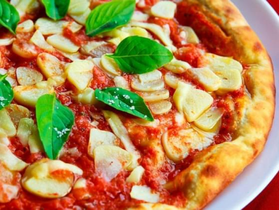 What type of pizza do you prefer?