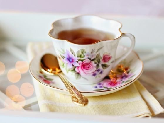 What would you fill this teacup with?