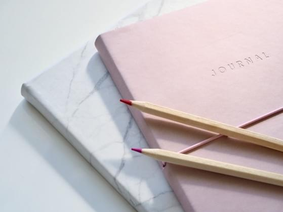 Do you like to keep a planner, a budget, or a journal?
