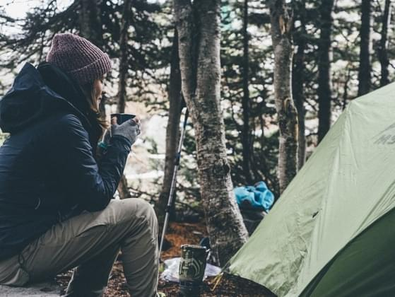 When you take your daughter to her first overnight camp, you are impressed because she...