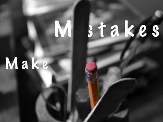 Do you feel as if you make more mistakes than most people?