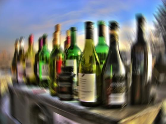 What is your alcoholic beverage of choice?