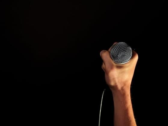 It's karaoke night, are you singing?