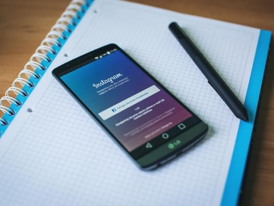 Which social network does your mother post on daily?