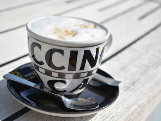 Do you drink cappuccino?