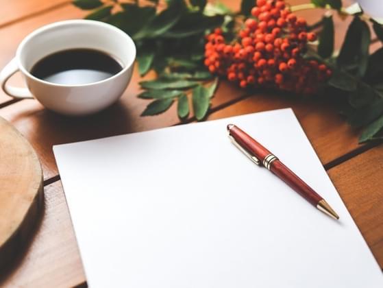 Do you like to write?