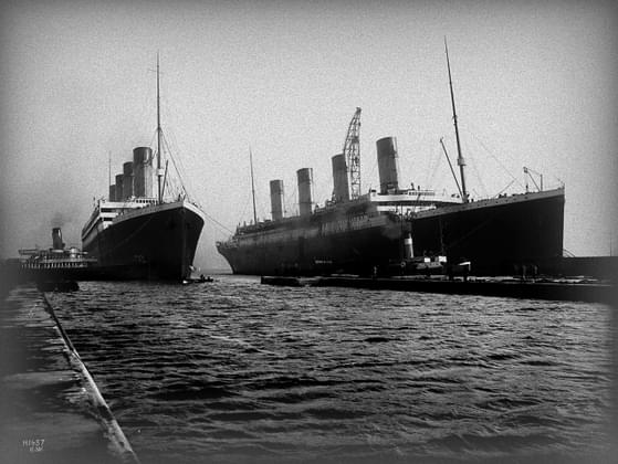 How did you feel about the discovery of the Titanic?