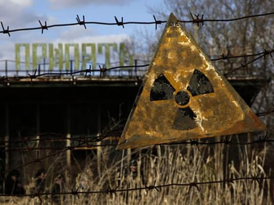 How did you feel hearing about the Chernobyl nuclear disaster?