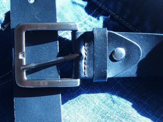 How many belts do you own?