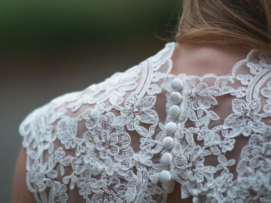 What was the main feature of your wedding dress or what would you LIKE it to be?