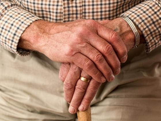 If you saw an older person fall down on the street, your first instinct would be to...