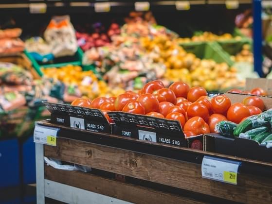 When it's time to shop, where do you do most of your food shopping?