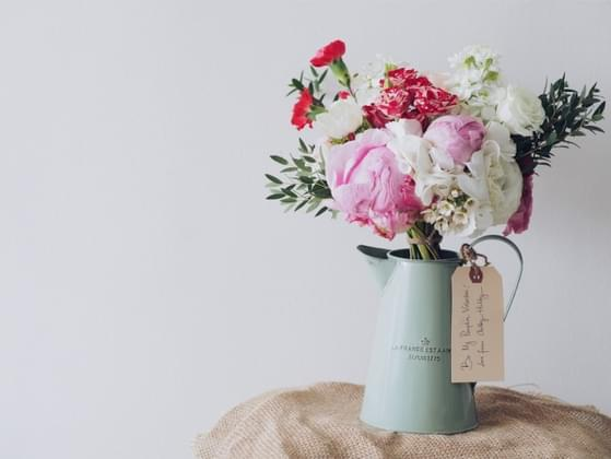 What is your favorite occasion to receive flowers?
