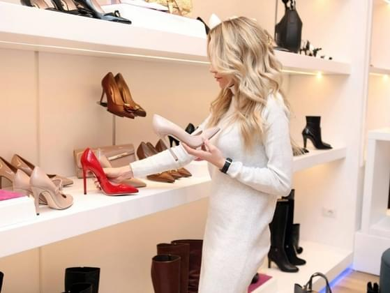 When you're shopping for clothes, what do you have in mind?
