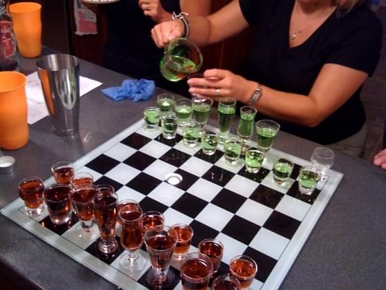 Which drinking game are you most likely to play?